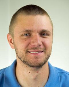 Garrett Cox discussing mercaptan