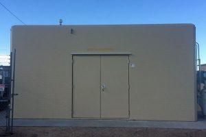 fiberglass shelter